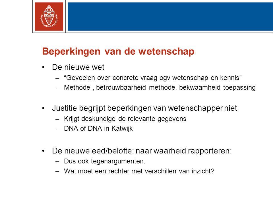 CEAS: 3 rapporten, 4 onderzoeken •Enschedese zedenzaak ('bange vraag'): Relevante pv's zaten wel in dossier.
