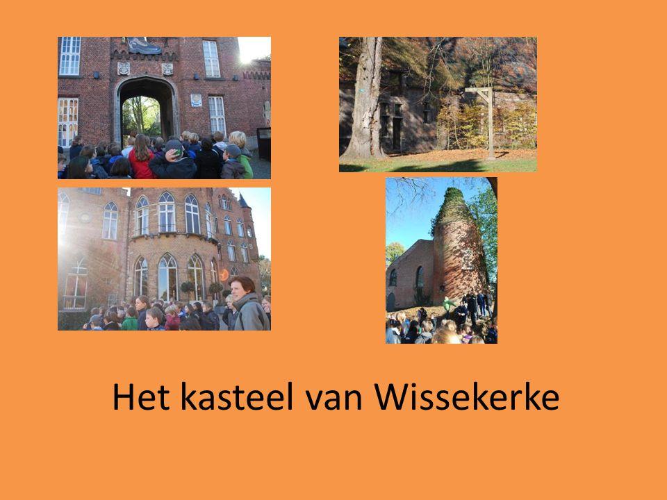 Het kasteel van Wissekerke