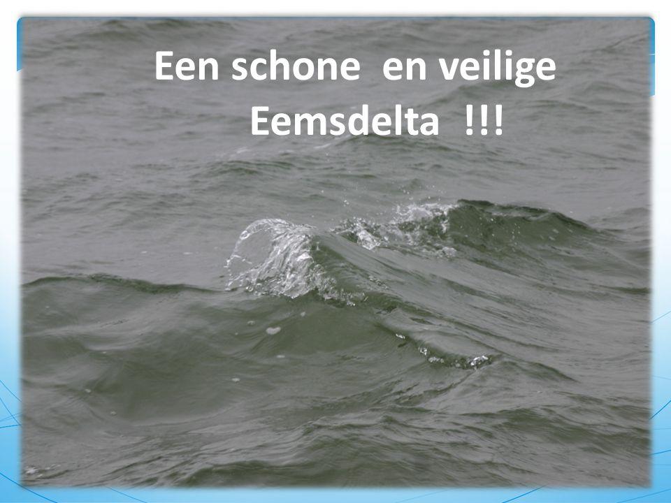 13 Conclusies voor de Eemsdeltazone voor 2100 Aangenomen wordt, zeespiegel stijging tussen de 105 en 190 centimeter. Tevens wordt er rekening gehouden