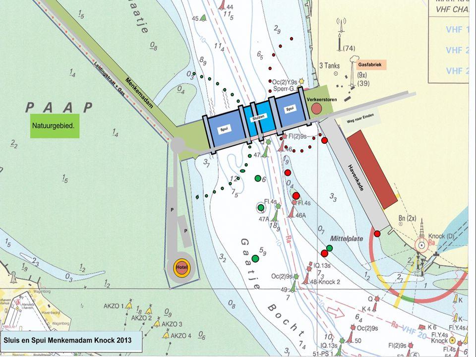 Zeesluis Knock 6. Plan: 2012.