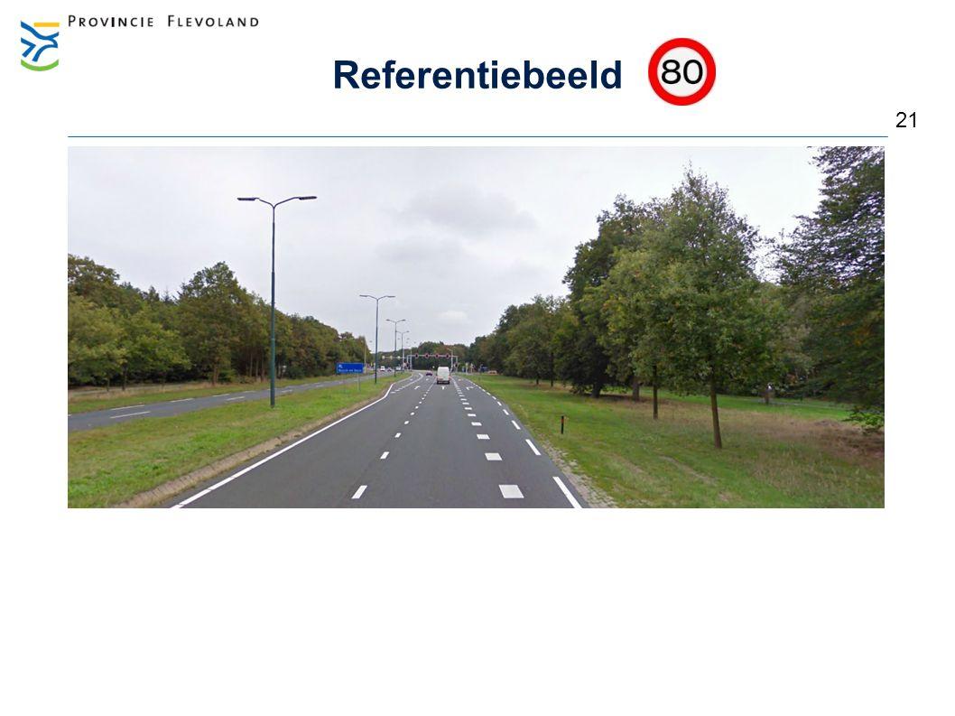 Drie hoofdvarianten voor de verbreding 22 100 km/uur 80 km/uur 100 en 80 km/uur ViaductenKruisingen Viaducten/kruisingen (knip bij Vogelweg) € 66 miljoen€ 23 miljoen€ 37 miljoen