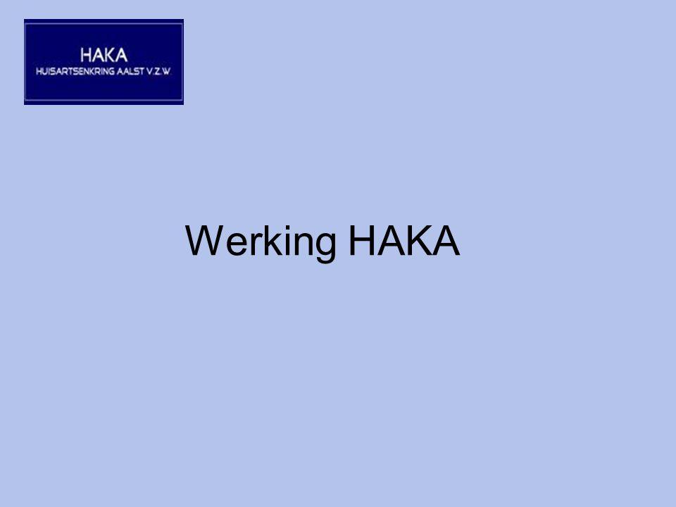 Werking HAKA
