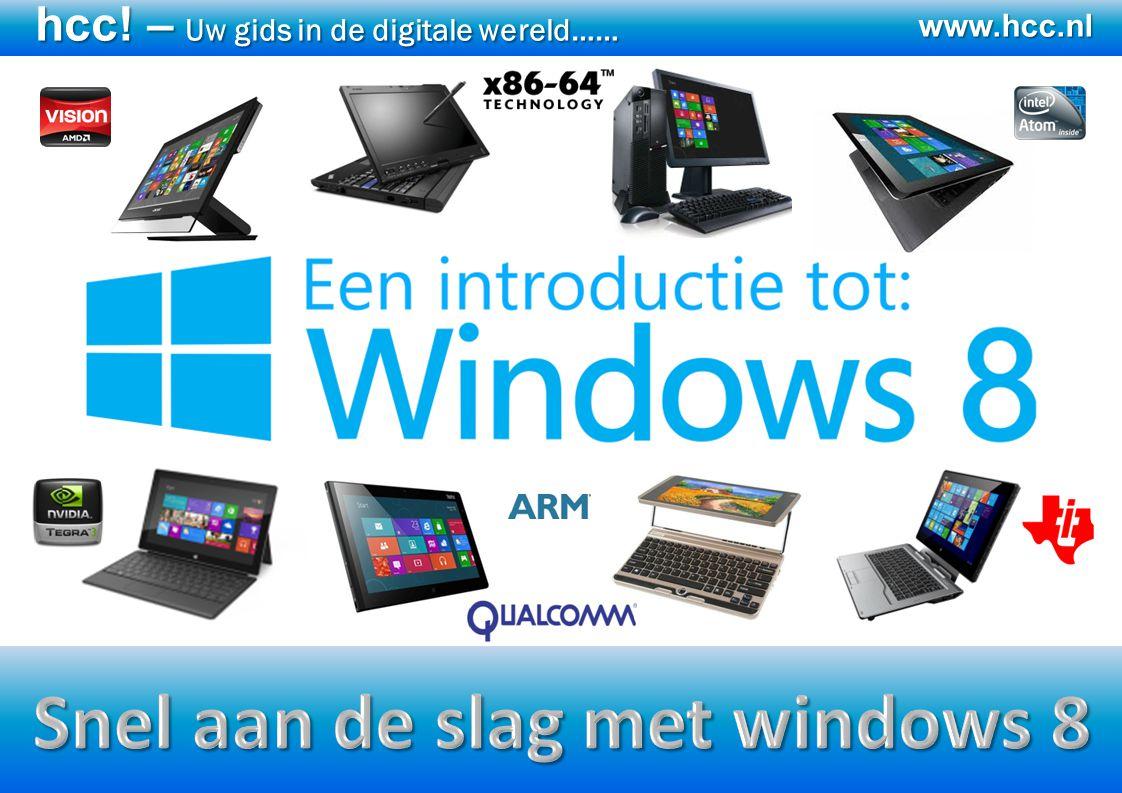14 Veranderingen: Windows 8 Er zijn grote stappen gemaakt in het verbeteren van de performance van Windows 8 Vooral het opstarten, en het bewerken van Audio en Video,laten veel verbetering zien, gemiddeld zo'n 10 procent.