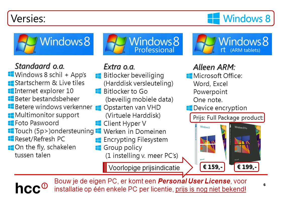 17 Veranderingen: = Geschiedenis: Windows 8 Internet Explorer 10 Windows 8 (app) interface zien de favorieten er ook anders uit, en minder.