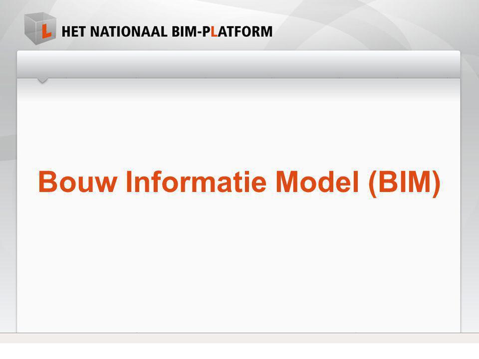 Bouw Informatie Model (BIM)