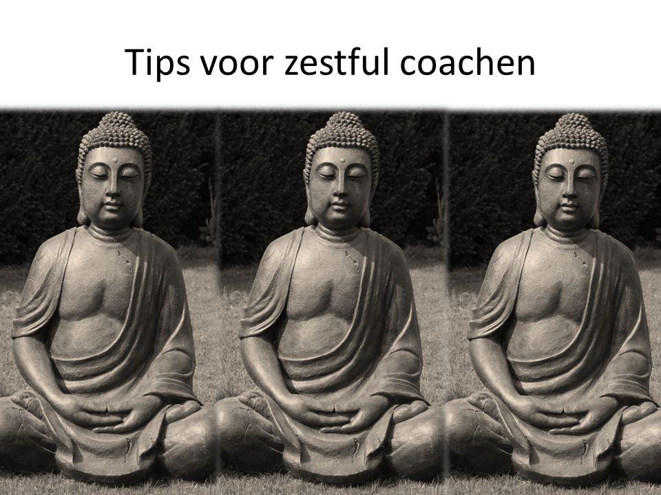 Tips voor zestful coachen