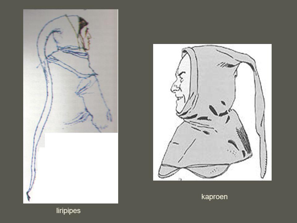 kaproen liripipes