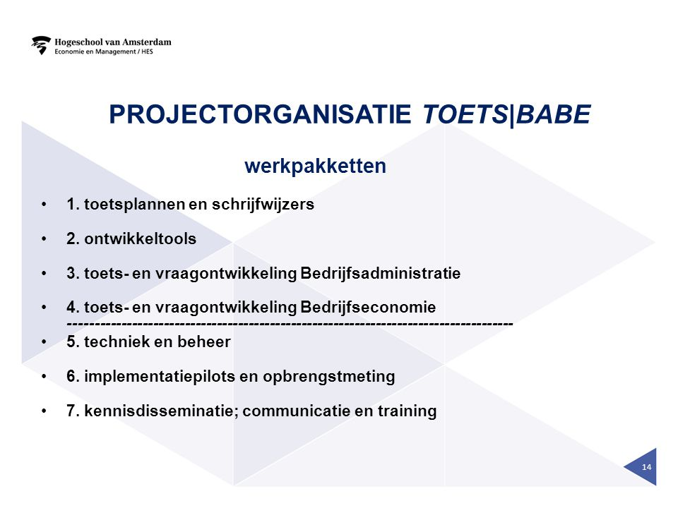 OPBOUW BABE PROJECTSITE Naar de website van projectplaceprojectplace URL: https://service.projectplace.comhttps://service.projectplace.com 15