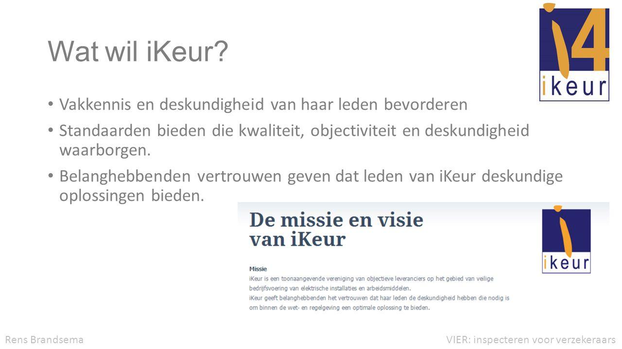 FAQ Methode of product.Werkgarantie. Is iKeur opleider.