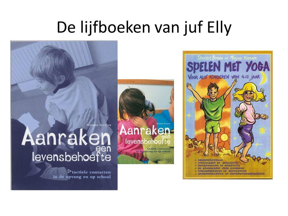 De lijfboeken van juf Elly