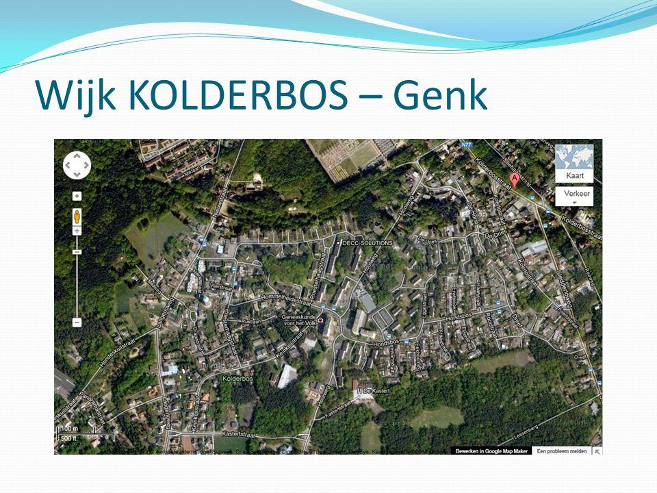 Wijk KOLDERBOS – Genk