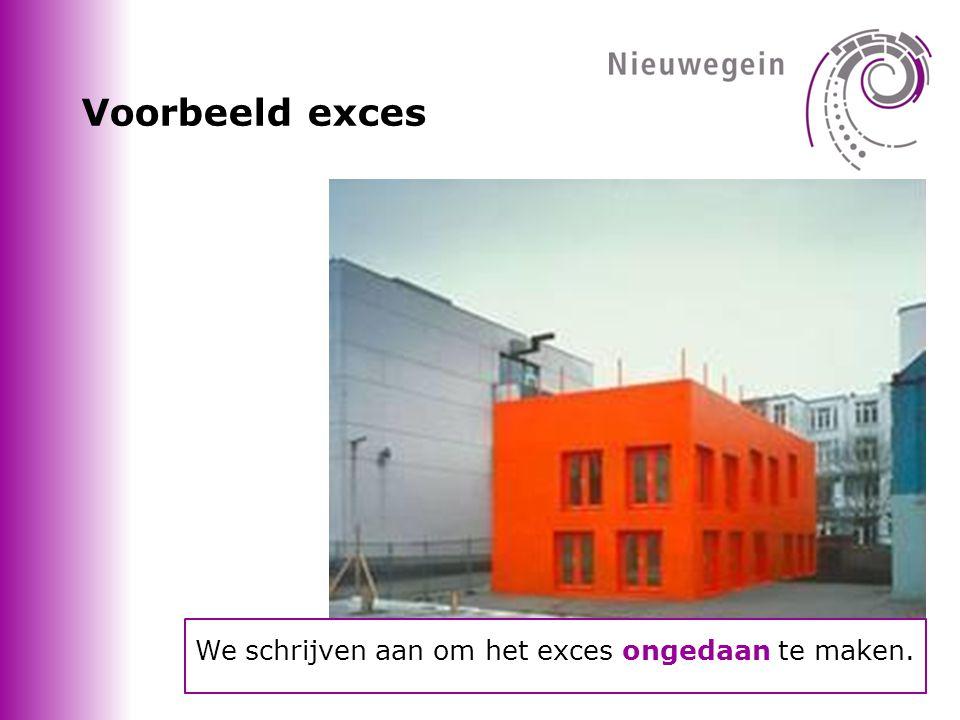 Basisprincipe 2 Relatie tussen gebouw en omgeving (object en context) 1.De hoofdvorm en de uitstraling moeten passen bij de directe omgeving en de aanwezige hoofdgebouwen.