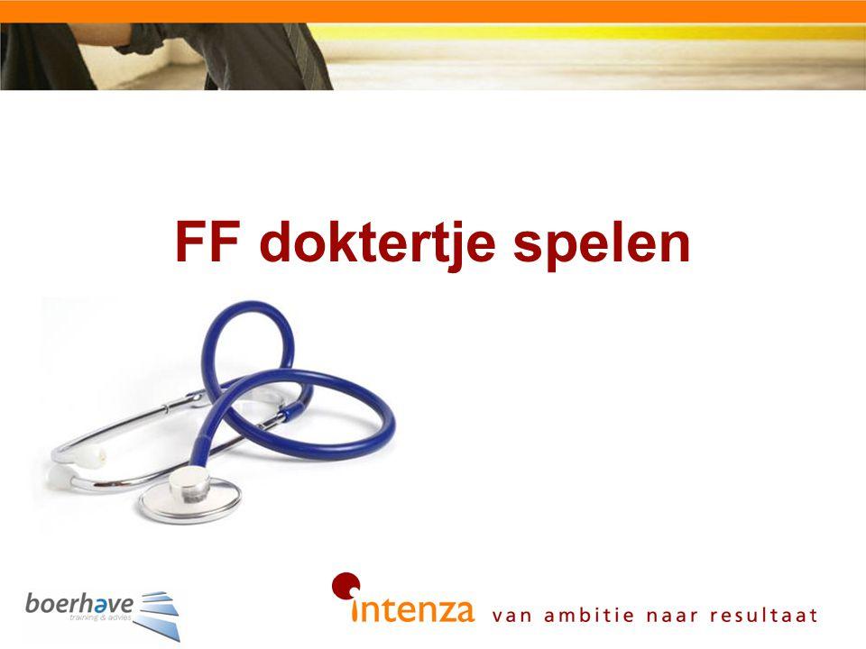 FF doktertje spelen