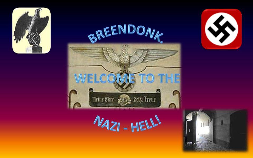 Breendonk! Wat was het concentratiekamp van Breendonk gedurende de 2° wereldoorlog? Een ondergronds verdedigingsfort, gebouwd door het Belgisch leger,