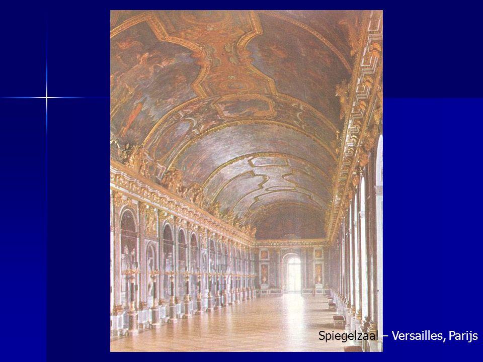 Spiegelzaal – Versailles, Parijs