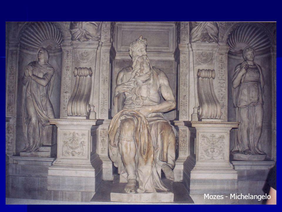 Mozes - Michelangelo
