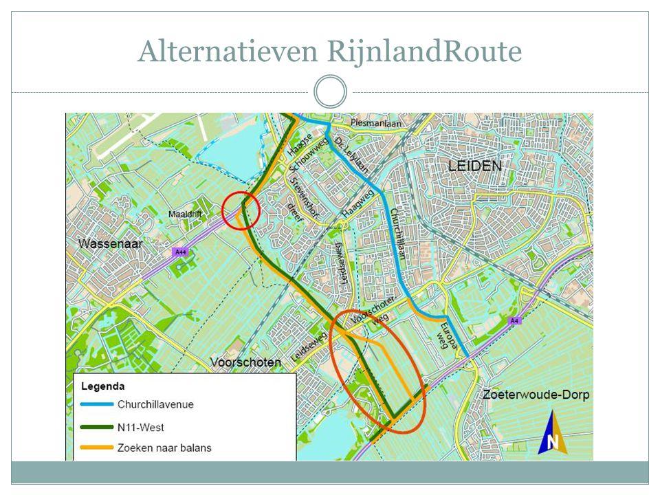 Alternatieven RijnlandRoute