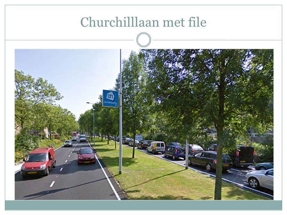 Toekomstbeeld Churchill Avenue
