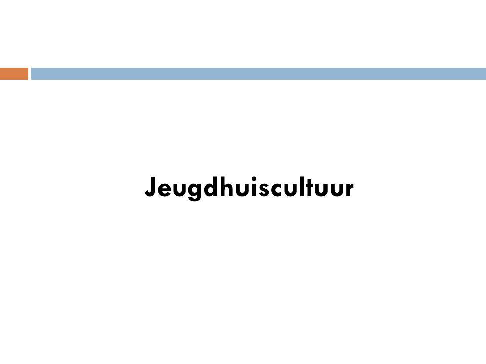 Jeugdhuiscultuur