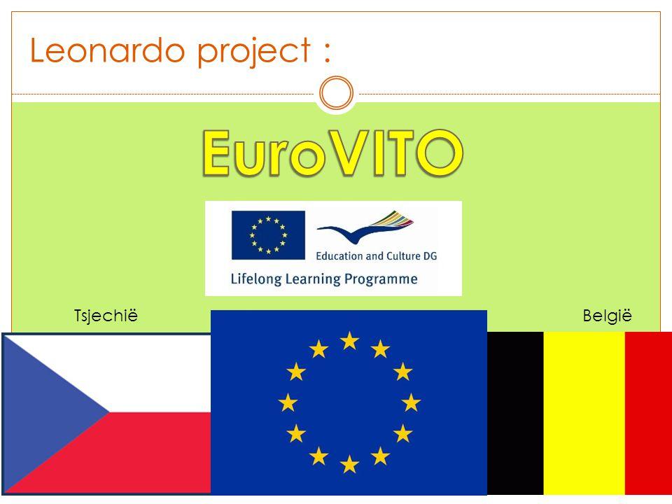 Leonardo project : TsjechiëBelgië