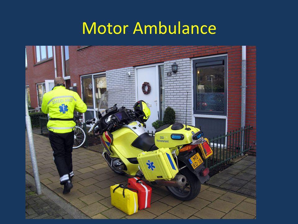 Motor Ambulance