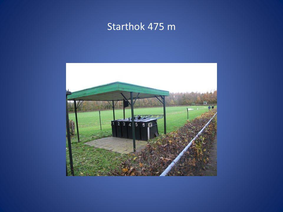 Starthok 475 m