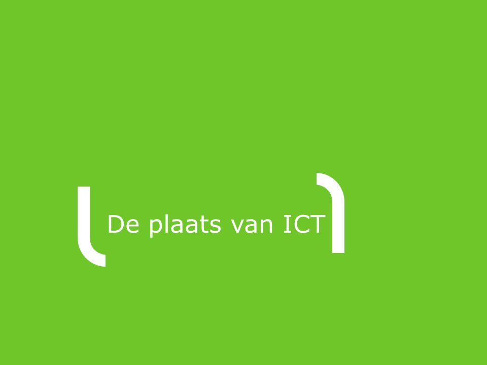 No. 14© Logica 2010. All rights reserved De plaats van ICT