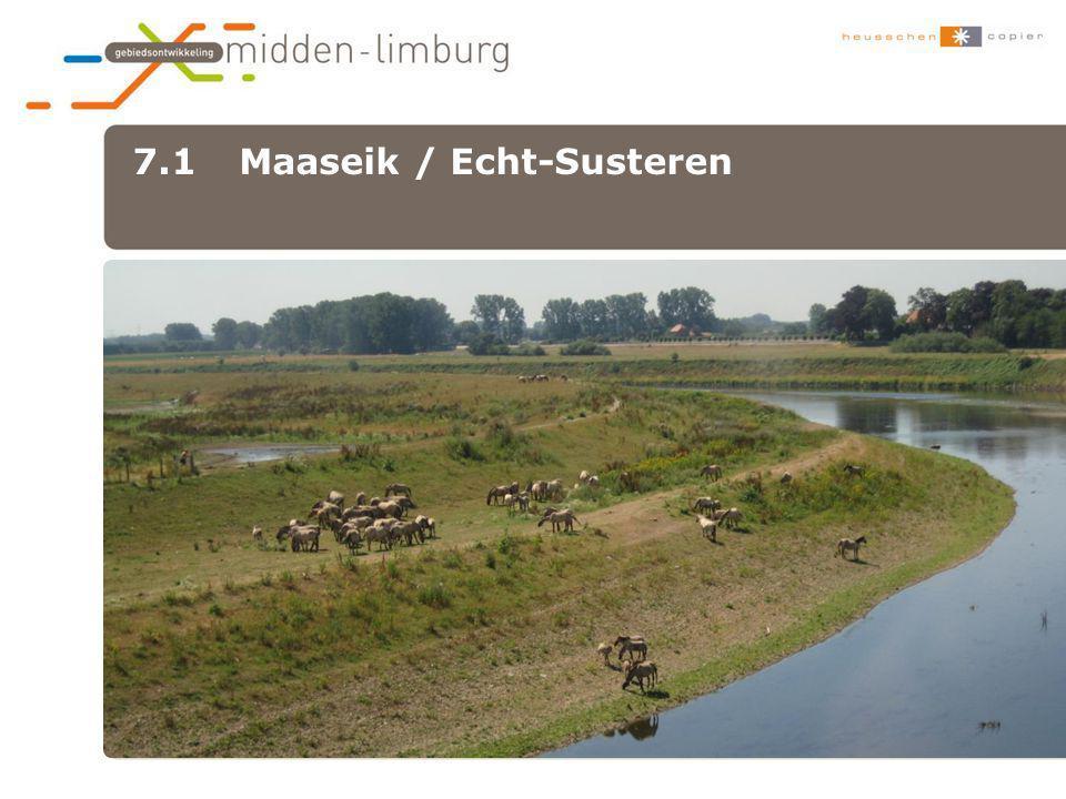 7.1 Maaseik / Echt-Susteren •xxx