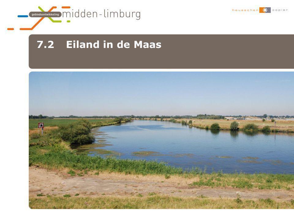 7.2 Eiland in de Maas •xxx