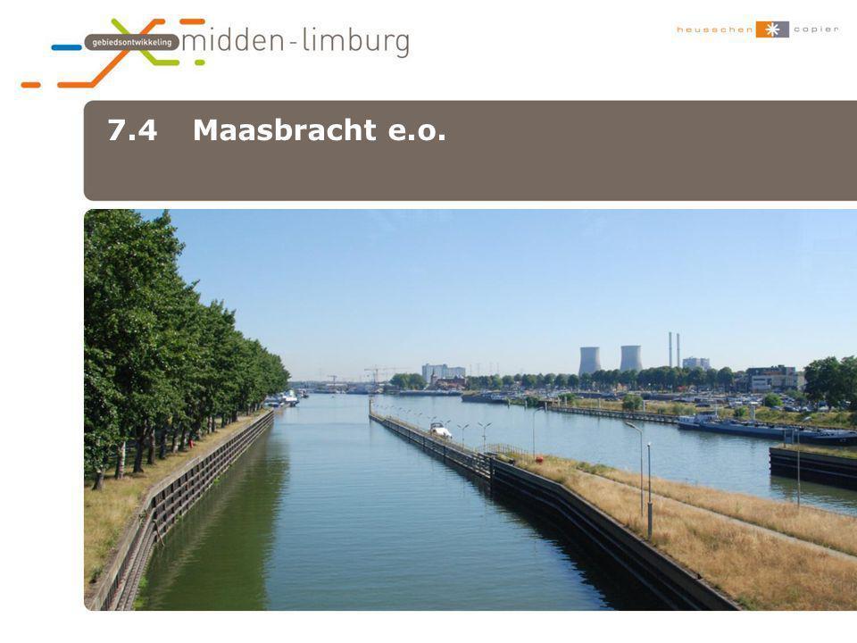7.4 Maasbracht e.o. •xxx