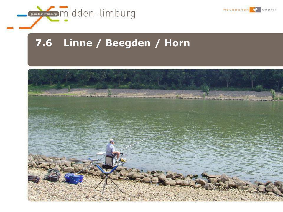 7.6 Linne / Beegden / Horn •xxx