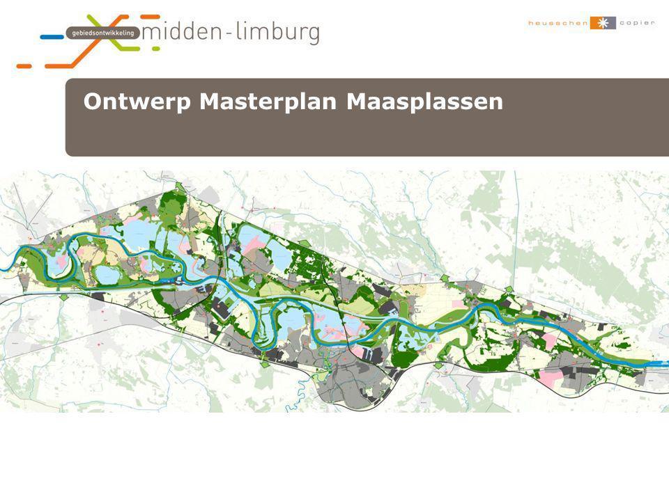 Ontwerp Masterplan Maasplassen •xxx