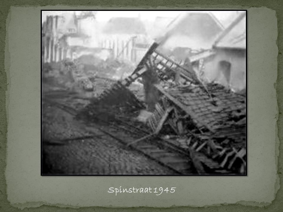 Spinstraat 1945