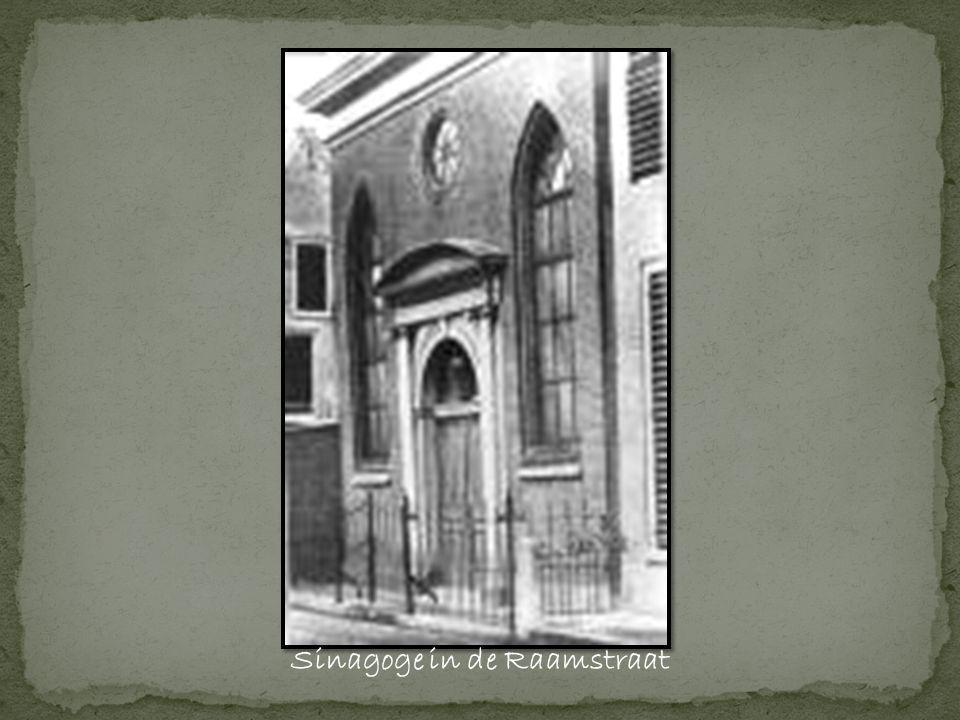 Sinagoge in de Raamstraat