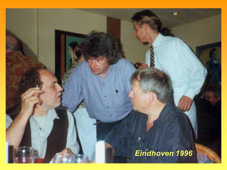 VTB-VAB 1969 DE KARTOENALES EN FESTIVALS MERE 1977 Bornem 1980 Kuurne 1981 Eindhoven 1996
