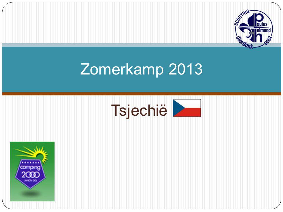 Tsjechië Zomerkamp 2013