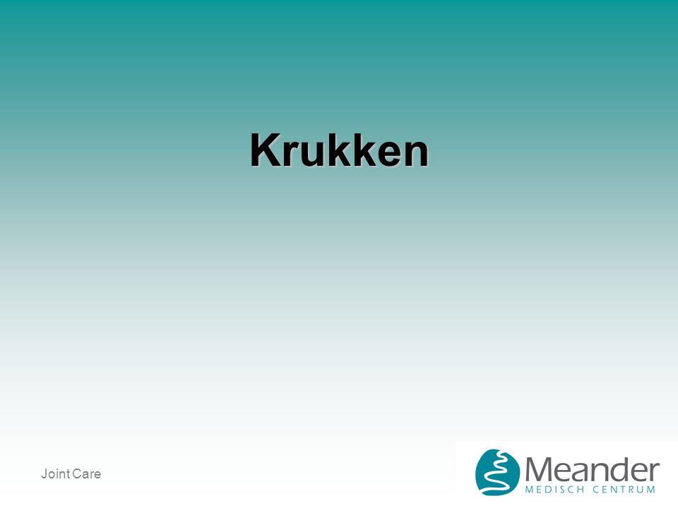 Joint Care Krukken