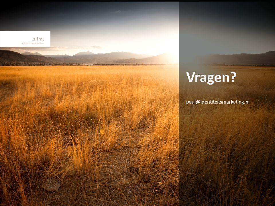 Vragen paul@identiteitsmarketing.nl