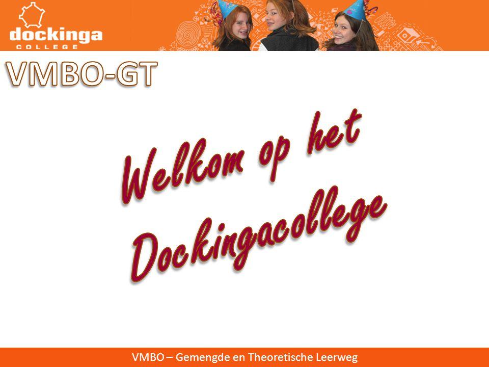 VMBO – Gemengde en Theoretische Leerweg Website (http://www.dockinga.nl) • nieuws en informatie, (toets)roosters, foto's enz.