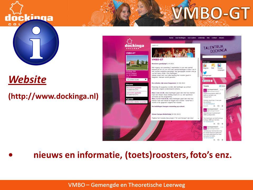 VMBO – Gemengde en Theoretische Leerweg Spreekavond: 17 december en 8 april Informatie-avond: In april 2014 kiezen leerlingen een definitief vakkenpak