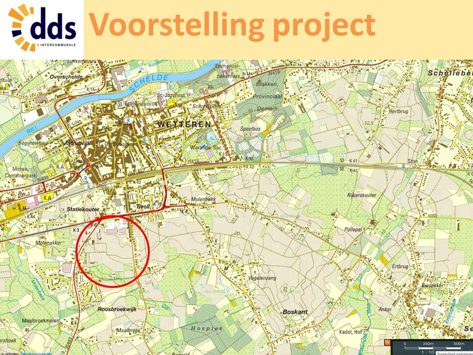 Voorstelling project
