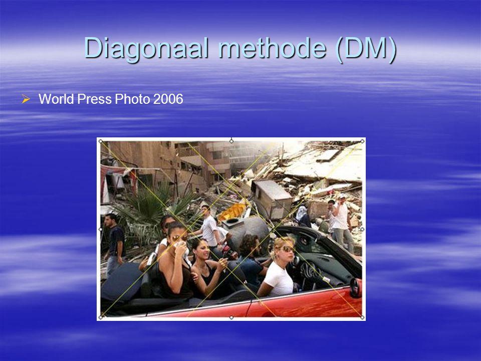 Diagonaal methode (DM)   World Press Photo 2006