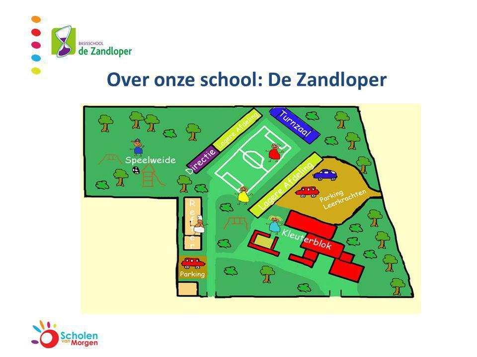 GO Basisschool: -van 2,5 jaar tot 12 jaar -van kleuter tot middelbaar -ongeveer 170 kinderen -Een kleine school blijven is onze optie -Kwaliteit bieden -Open school