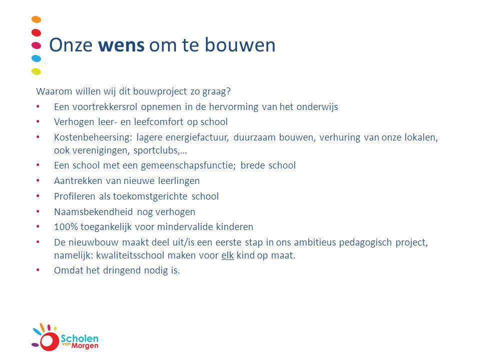 Het ontwerp (IV) Toegang tot de school • Kiss- en ride zone blijft • Enkele bussen verdwijnen -Zandloperbus -1 bus van IBO De Vlinder 18 Titel