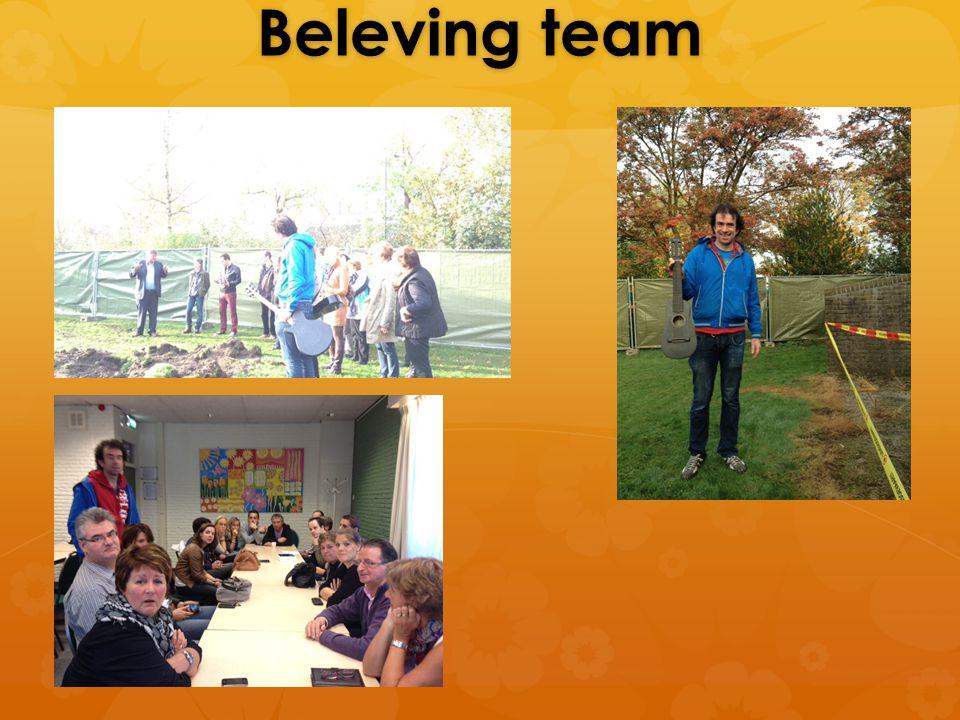 Beleving team