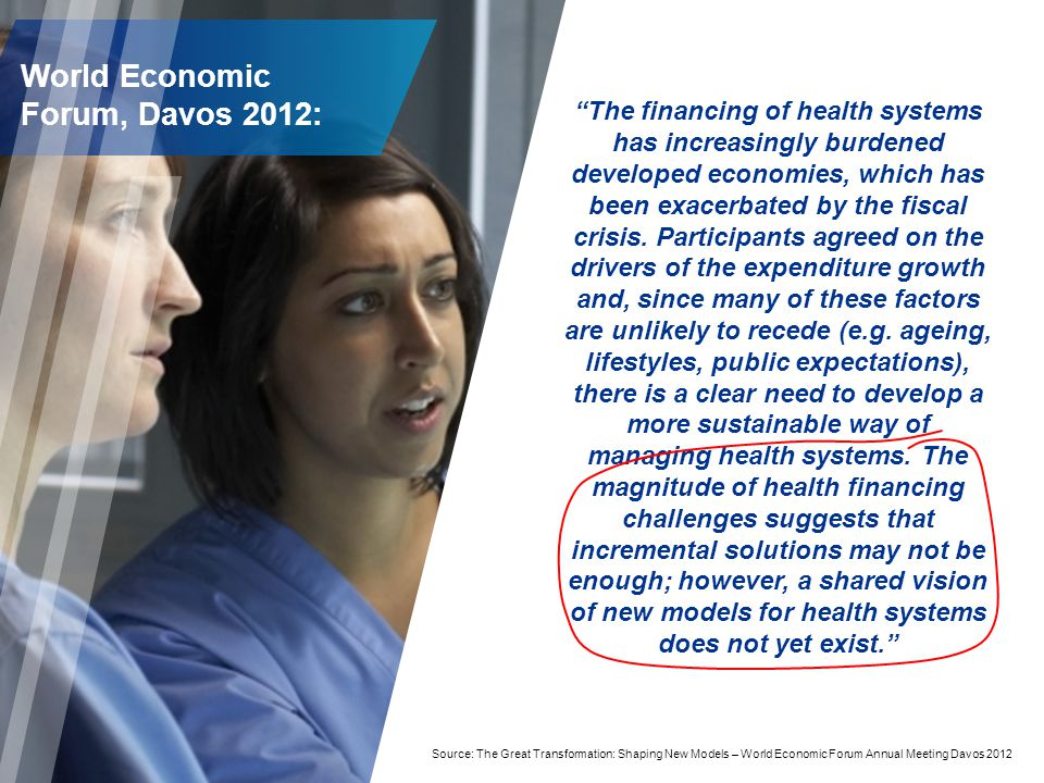 They do believe integrated care will..
