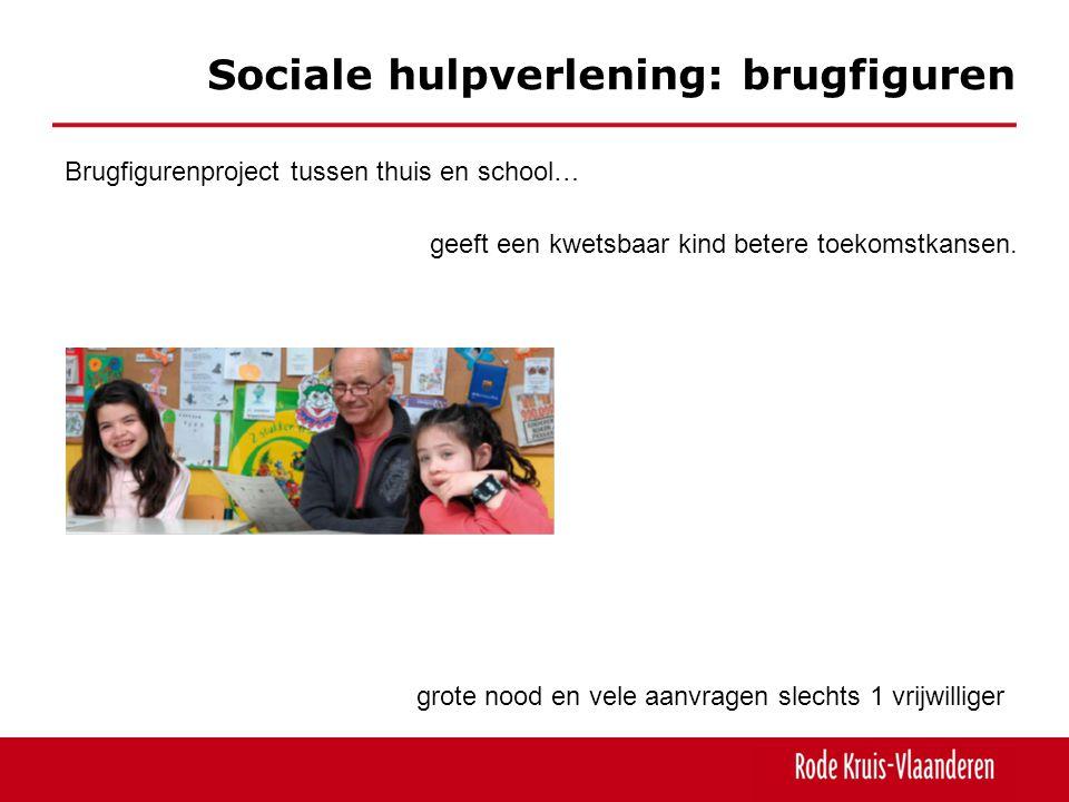 Sociale hulpverlening: brugfiguren geeft een kwetsbaar kind betere toekomstkansen.