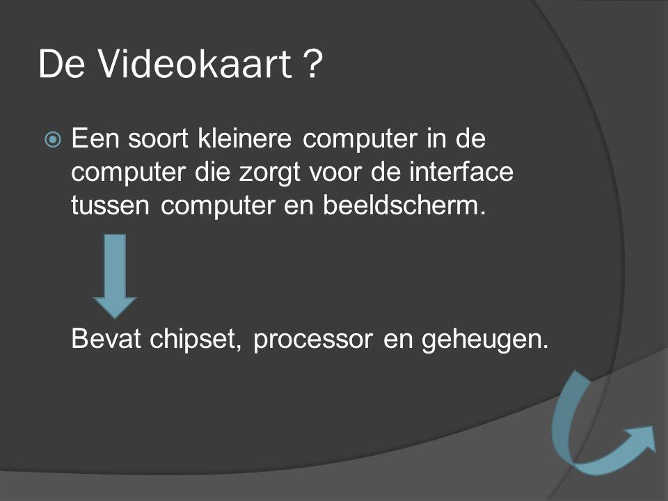 ATI 9600 Geheugen Pocessor Chipset