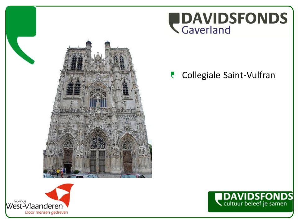 Collegiale Saint-Vulfran