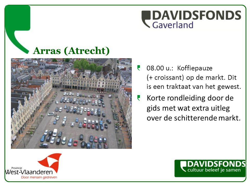 vrijdag 18 mei 2012 Een korte verkennende rondrit in het centrum van Abbeville langs ondermeer het belfort en het stadhuis